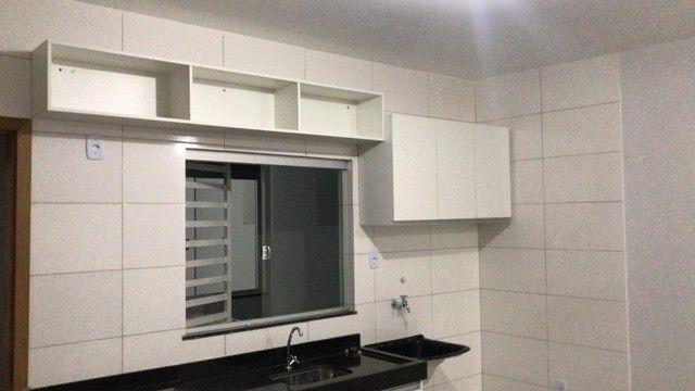 Apartamento de 2 quartos para aluguel em Goiânia, Bonito Obra Nova.