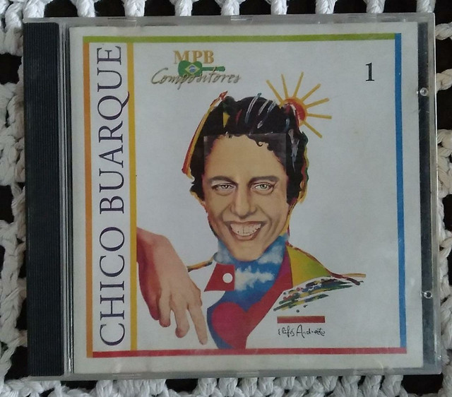 Cd Chico Buarque Compositores