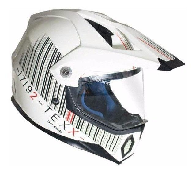 Capacete para moto Texx 56 - Foto 2