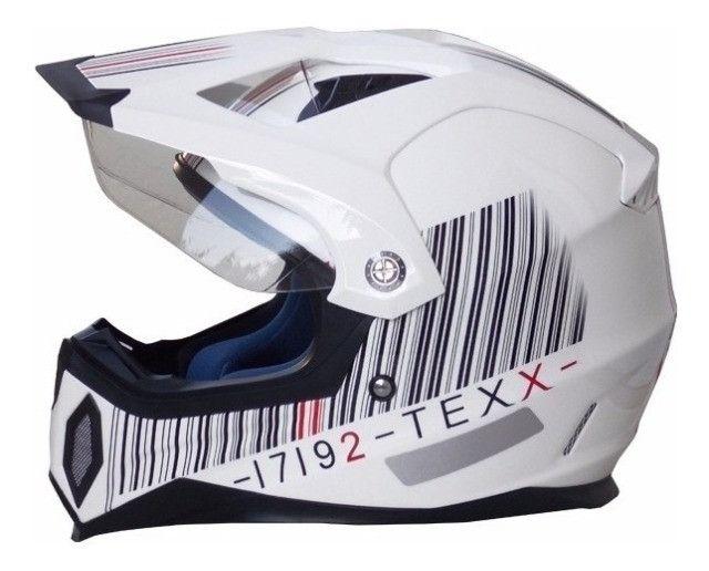 Capacete para moto Texx 56