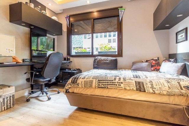 Apartamento de 3 quartos, com 2 suítes, 2 vagas no Moinhos de Vento - Foto 12