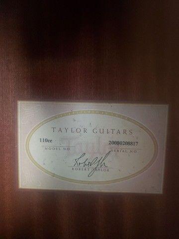 Violão de Aço Taylor