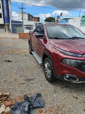 Fiat touro vulcano a diesel  a mais nova da Bahia  - Foto 5