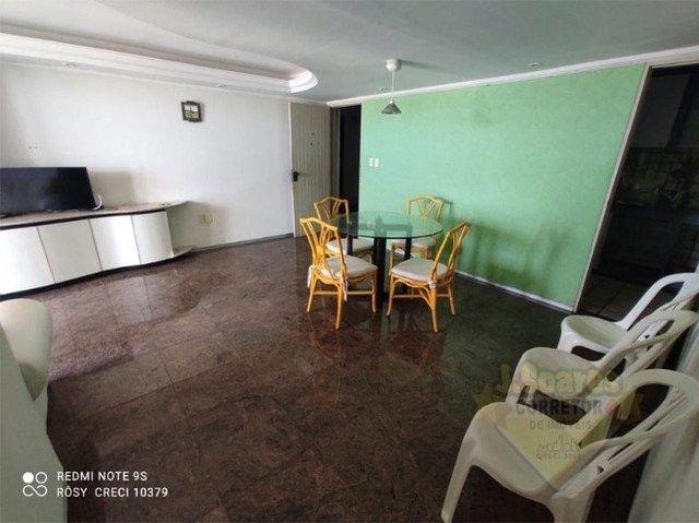 Manaíra, Mobiliado, 4 quartos, 120m², R$ 3.200, Aluguel, Apartamento, João Pessoa - Foto 6
