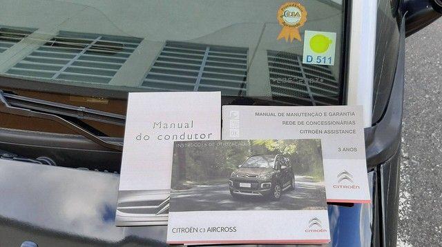 AIRCROSS 2011/2012 1.6 GLX 16V FLEX 4P MANUAL - Foto 14