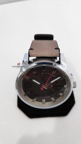 Relógio Premium importado à pronta entrega! Novo e com garantia! - Foto 5