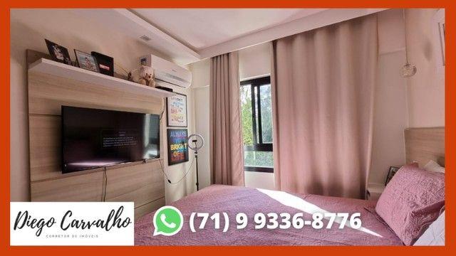 Bosque Patamares - Apartamento impecável 2 quartos, sendo uma suíte em 65m²  - (R2) - Foto 9