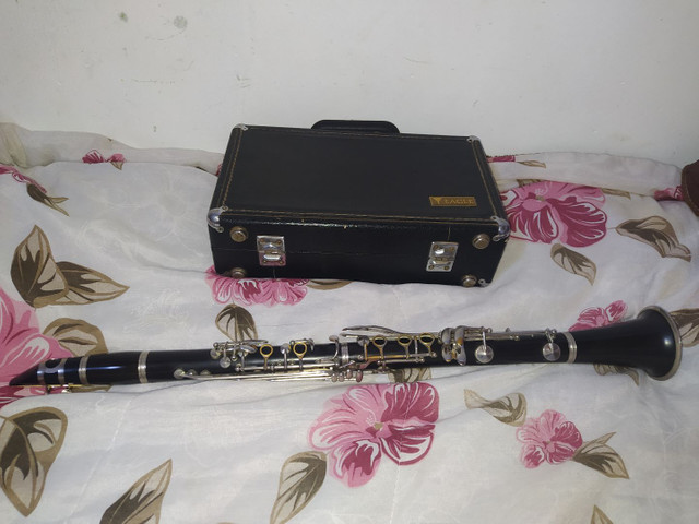 Vendo clarinete 17 chaves  - Foto 2