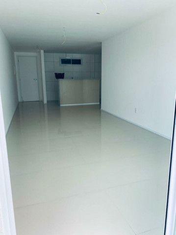 Apartamento três quartos, alto padrão, lazer completo, Porto das Dunas! - Foto 10