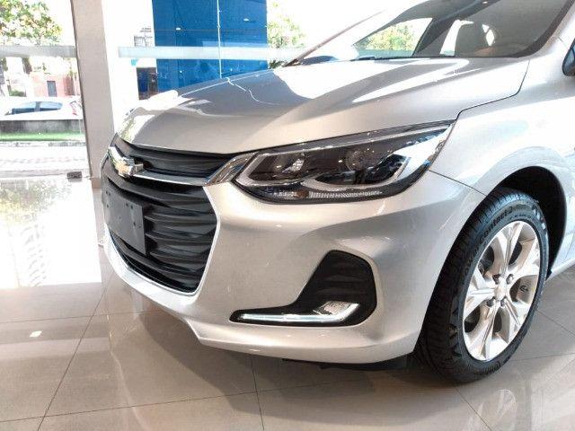 Onix Hatch Premier 2021 -Versão Completa - Foto 5