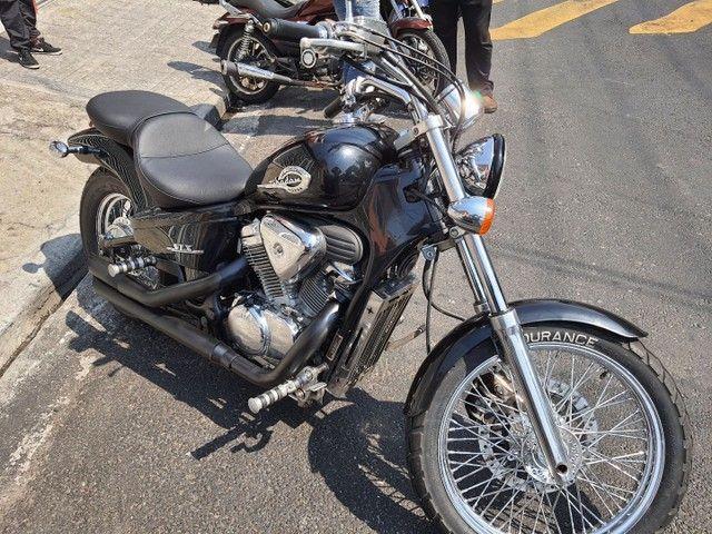 HONDA SHADOW 600 2001 ZERADA! - Foto 4