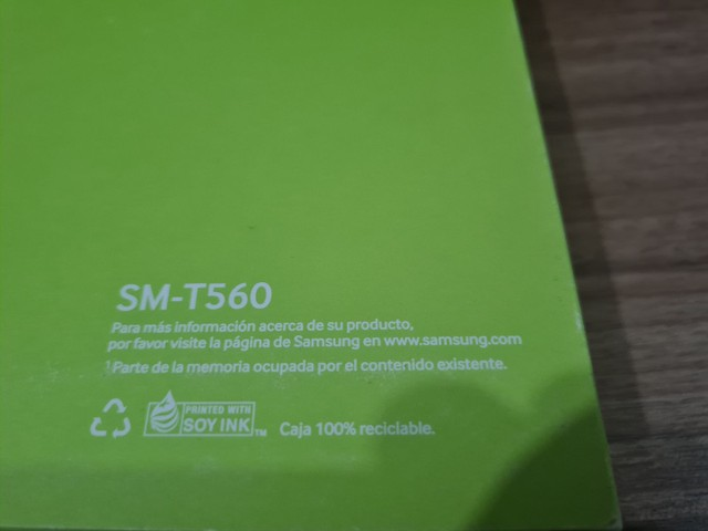 Samsung Galaxy Tab E SM-T560 - Foto 2