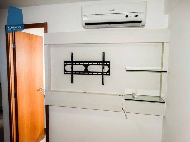 Apartamento com 3 dormitórios à venda, 60 m² por R$ 440.000,00 - Fátima - Fortaleza/CE - Foto 19