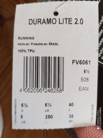 Tênis Adidas Duramo Lite 2.0 Feminino N 38 - Foto 4