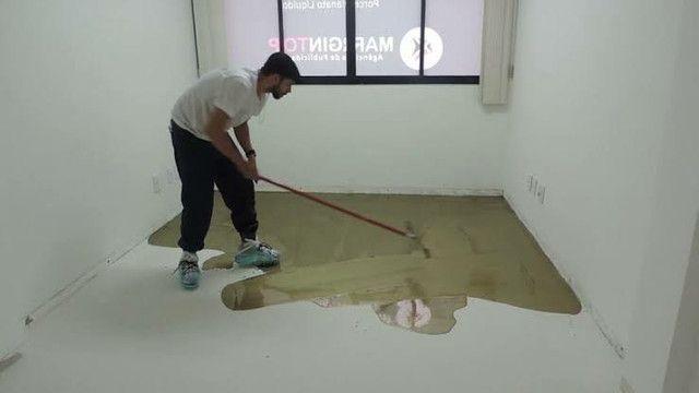 Curso de Porcelanato liquido e mão de obra.