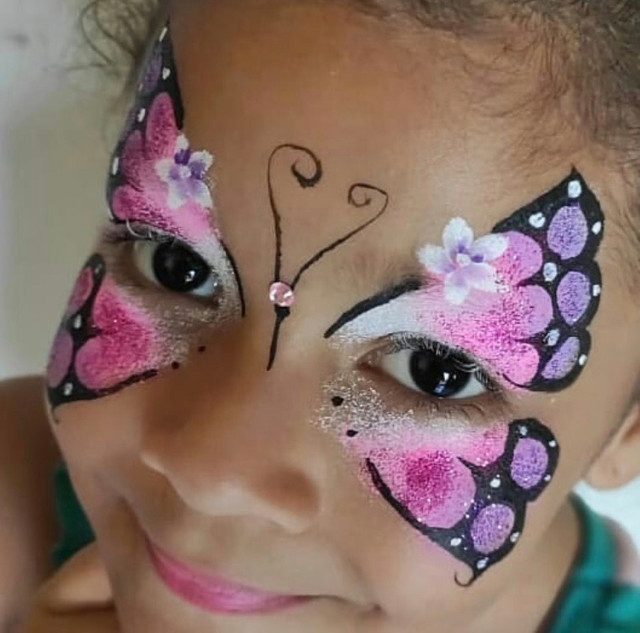 Pintura Facial - evento infantil - Foto 2