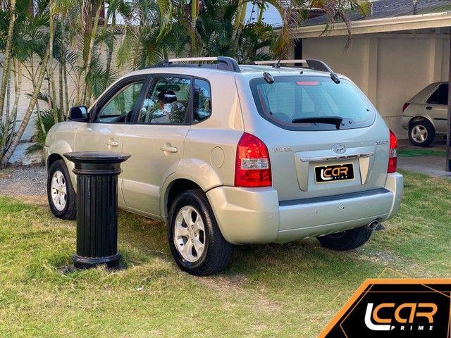Hyundai Tucson  GLS / 2.0 flex Aut / Extra!  - Foto 4