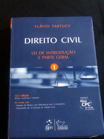 Direito Civil lei de introdução e parte geral