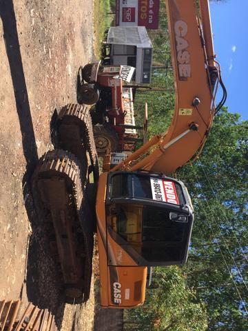Escavadeira Case CX 160