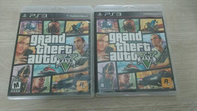 GTA V PS3 Original