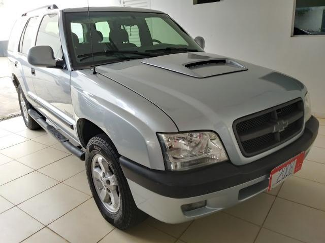 9ed9800f88 GM - CHEVROLET S10 BLAZER ADVANT. 2.4 2.4 MPFI F.POWER 2008 ...