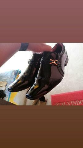 dbe645bba Sapato Social e Tênis Preto Nike - Roupas e calçados - Tancredo ...