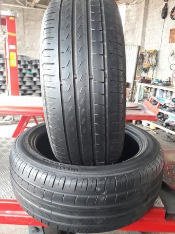 Par de pneus pirelli 205/50 r17