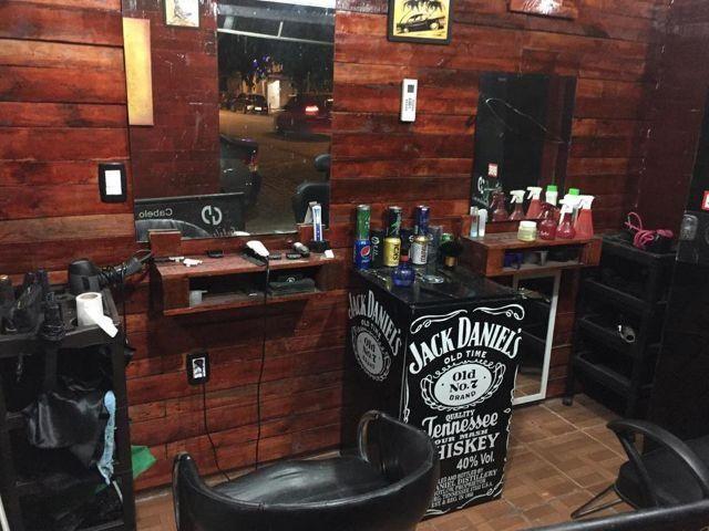 Repasse De Barbearia Completa Com Salão Bem Localizada