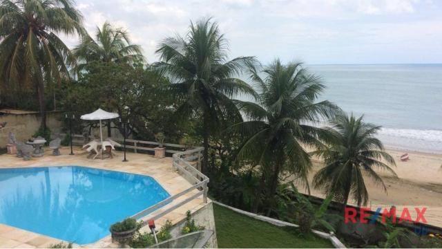 Casa com 5 suítes na praia de paracuru