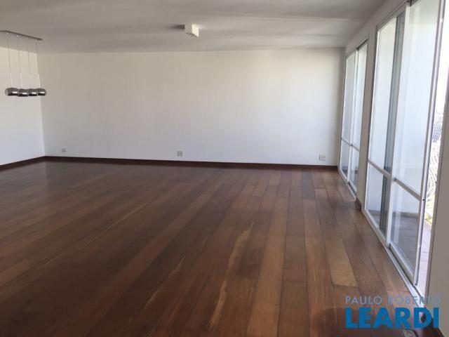 Apartamento à venda com 4 dormitórios em Real parque, São paulo cod:538444 - Foto 2