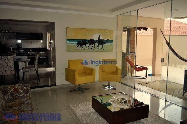 Casa à venda, 374 m² por R$ 760.000,00 - Igapó - Londrina/PR - Foto 6