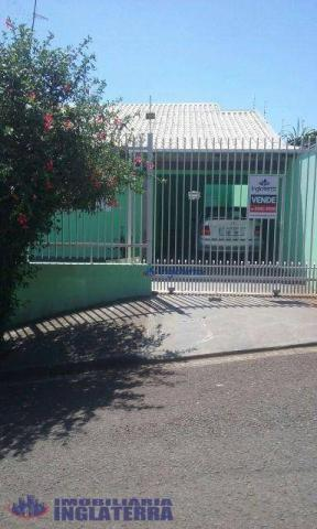 Casa à venda, 145 m² por R$ 267.000,00 - Jardim Alto do Cafezal - Londrina/PR - Foto 2