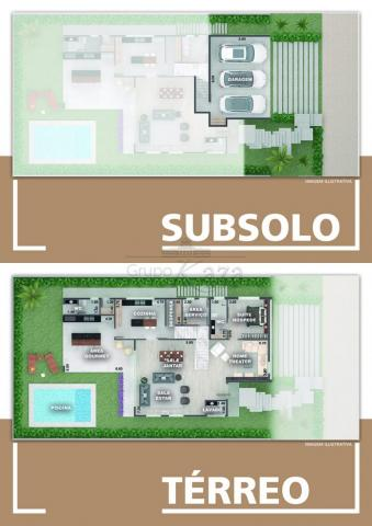 Casa de condomínio à venda com 5 dormitórios cod:V28313UR - Foto 5