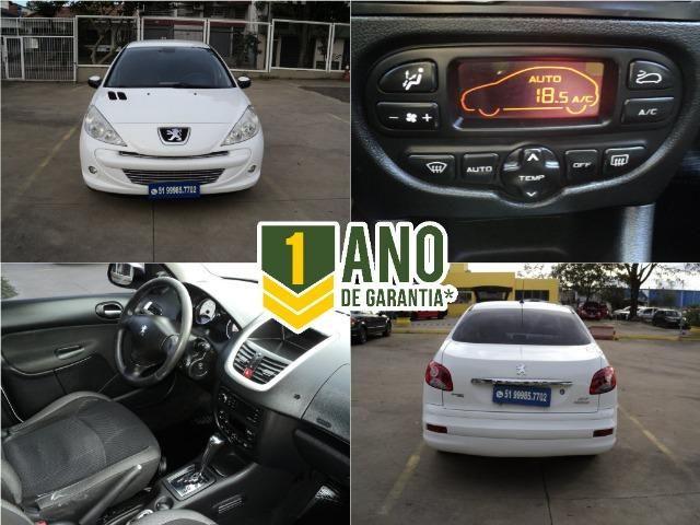 Peugeot 207 Passion 1.6 Automatico Entrada apartir de R$ 4990,00 + 48x - Foto 4