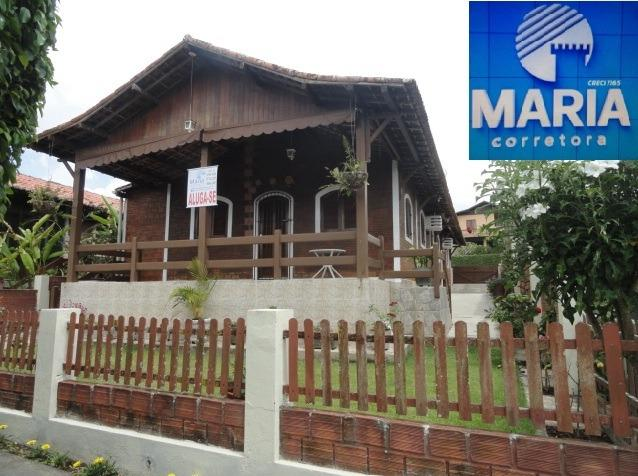 Casa de condomínio em Gravatá-PE p locação anual: R$1.500/mês - REF.369