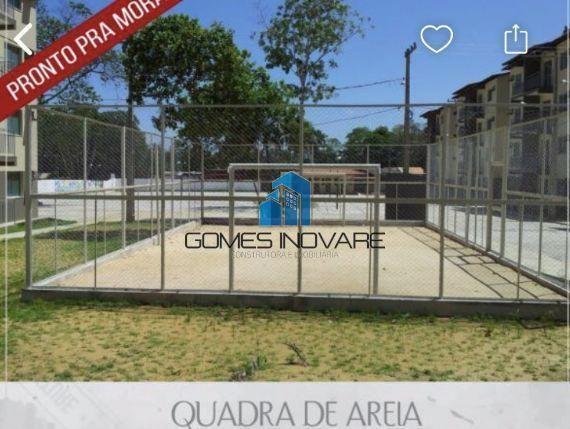 Apartamento à venda com 1 dormitórios em Maguari, Ananindeua cod:24 - Foto 5