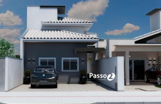 Casa na planta com 01 suite + 2 quartos - Foto 5
