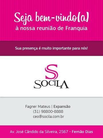 Franquias salão de beleza Socila
