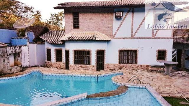 Venda e Locação - Casa com piscina, sauna e churrasqueira no Centro de Penedo - Foto 2