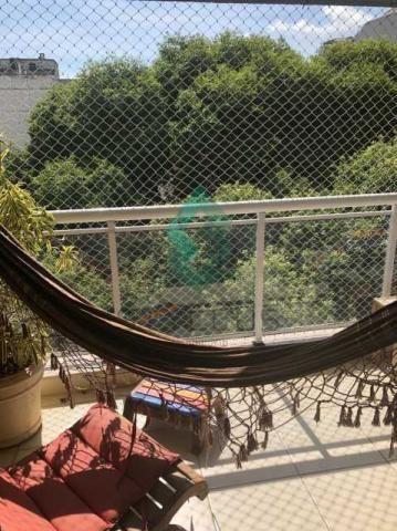Apartamento à venda com 3 dormitórios em Tijuca, Rio de janeiro cod:C3737