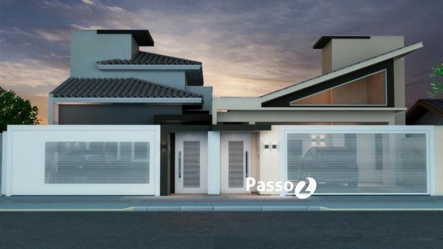 Casa na planta com 01 suite + 2 quartos - Foto 4