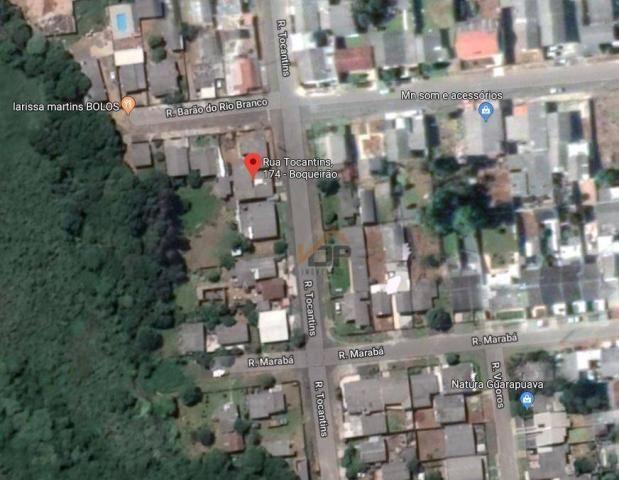 Casa com 2 dormitórios à venda, 69 m² por r$ 80.209 - boqueirão - guarapuava/pr - Foto 3