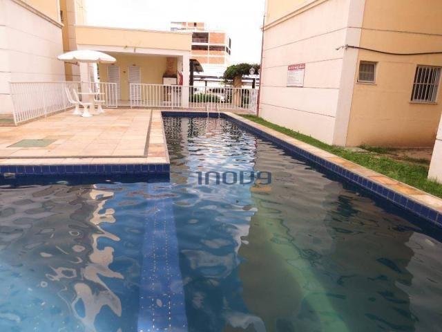 Apartamento com 3 dormitórios à venda, 55 m² por r$ 239.990,00 - maraponga - fortaleza/ce