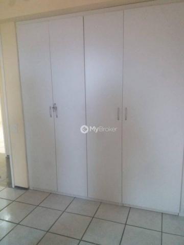 Apartamento com 4 dormitórios à venda, 112 m² por r$ 310.000,00 - varjota - fortaleza/ce - Foto 13