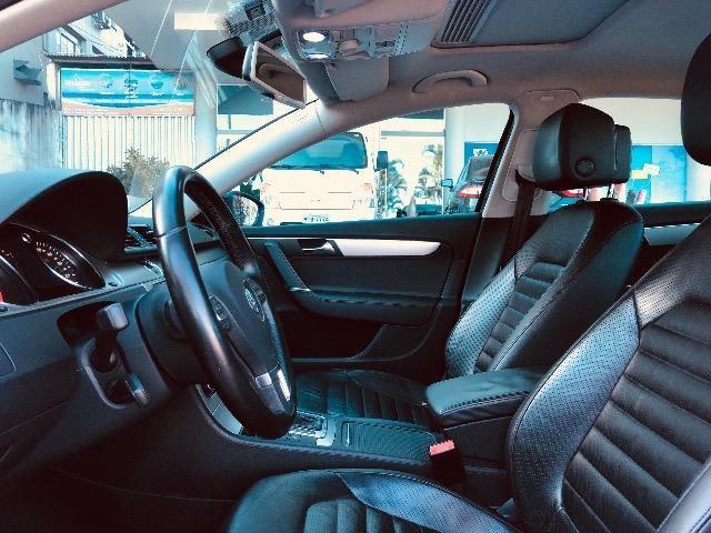 VW Passat TSI *Impecável*Pacote Premium opcionais - Foto 14