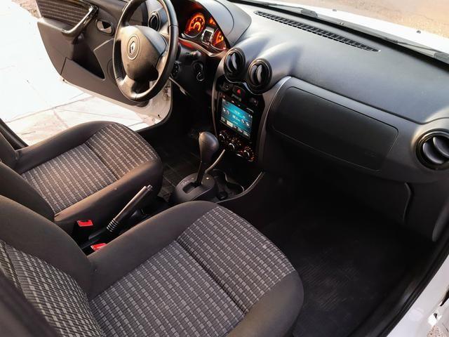 Sandero Privilegie 1.6 automático 14!! ótimo estado Ac trca! - Foto 14