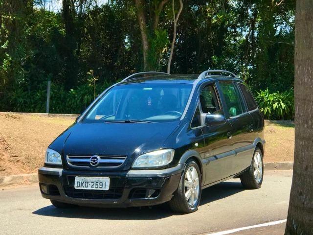 GM-Chevrolet Zafira Elite Blindada!!!! - Foto 2