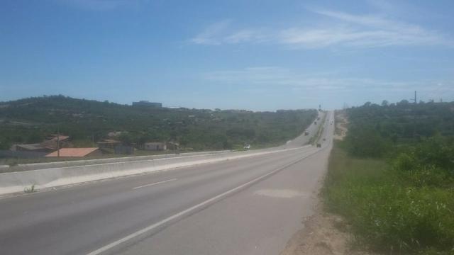 Vitória de Sto Antão=Vend. 155 mil terreno com 3.2 Hect. na BR-232 = Beira da Pista - Foto 10