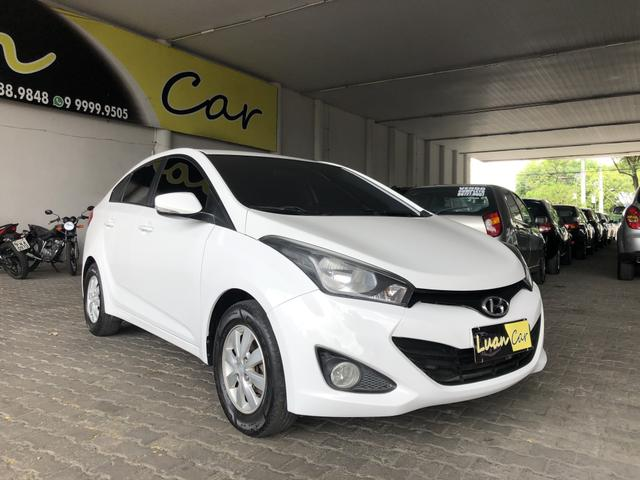 Hb20S comfort style 1.6 2015 aut completo
