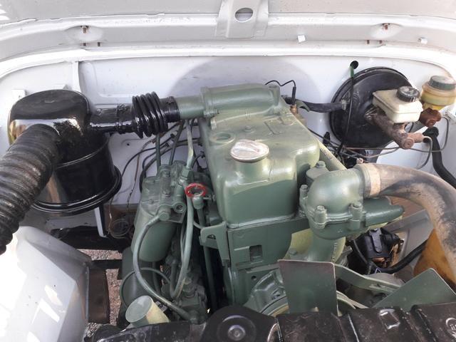 Toyota Bandeirantes 4x4 1989 - Foto 4